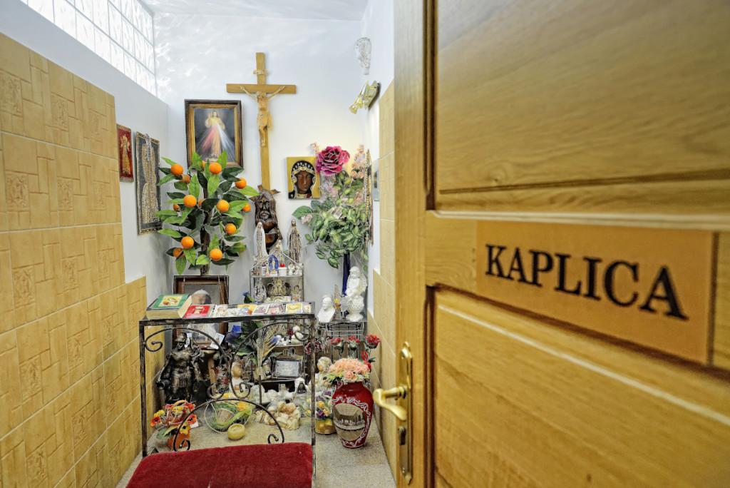 kaplica klinika holistyczna