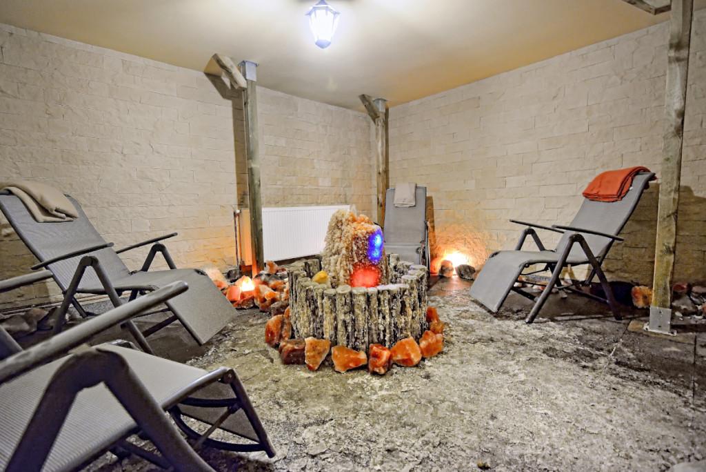 jaskinia solna bydgoszcz